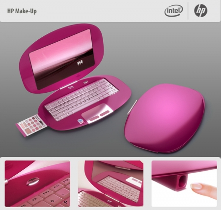 HP and Intel Design Laptops for Women