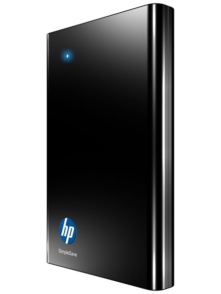HP Announces Easy SimpleSave Back-up Solution