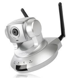 IC-7000Tn IP Camera Offers Mobile Surveillance