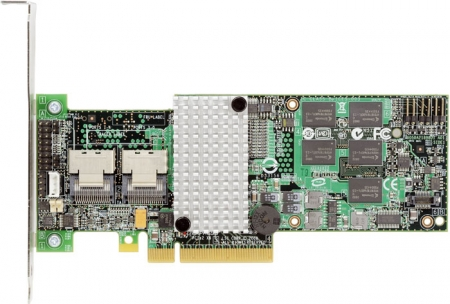 Intel Introduces New RS2 Series RAID Controllers