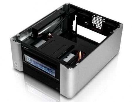 LUXA2 launches LM100 Mini Enclosure Elegant HTPC Design