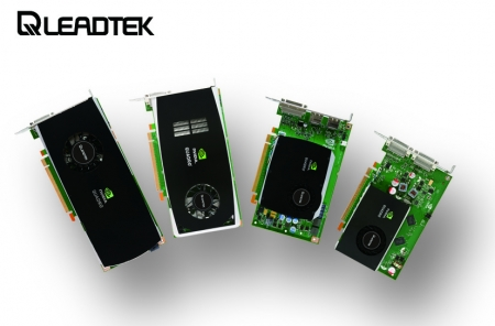 Leadtek Launches Next Gen Quadro Lineup