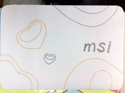 MSI Brings Love to Remote Places