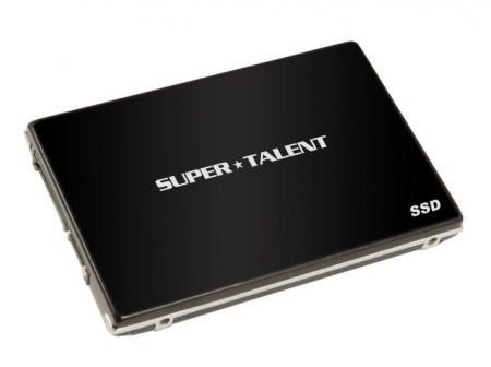 Super Talent Shipping UltraDrive Family of SSDs