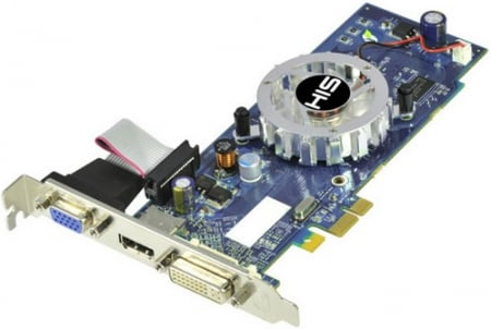 Cheap PCI-e x1 Video Cards Emerge