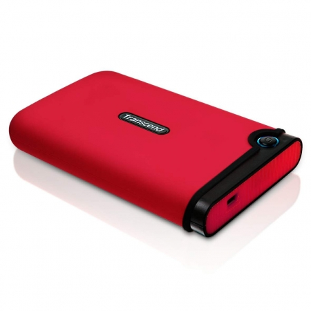 Transcend Reveals Shock-Resistant Portable Hard Drive