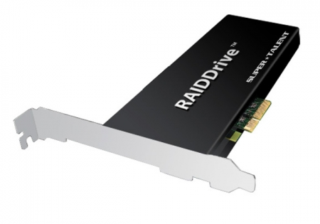 Super Talent Launches 2048GB PCIe RAID SSD