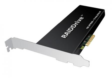 Super Talent Launches 2048GB PCIe RAID SSD