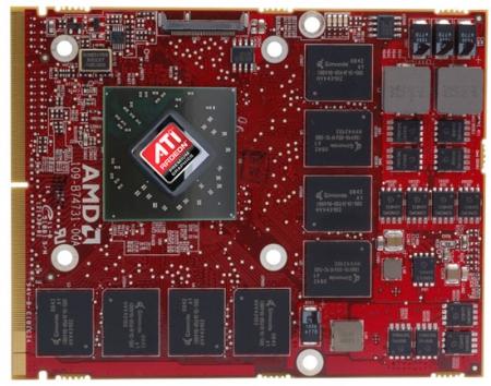 ATi launches two 40nm mobile GPUs