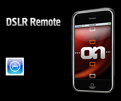 New app turns your iPhone into a remote shutter