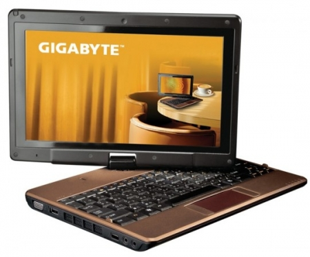 GIGABYTE quietly launches Touchnote T1028X