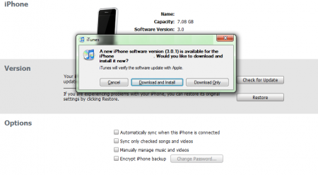 Patch for SMS flaw on iTunes now