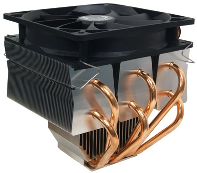 Scythe unveils a new Top-Flow CPU Cooler, Kabuto