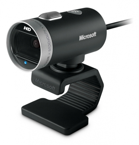 Microsoft readying 720P HD webcam