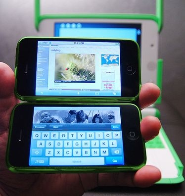 OLPC moving away from X86 to save power