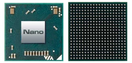 Samsung Chooses Via over Intel