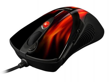 New Rush FireGlider Mouse from Sharkoon