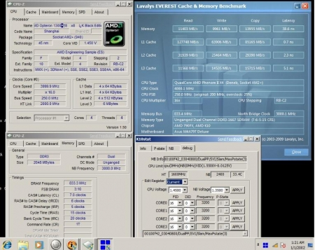 Phenom II X4 955 ES Chip Spotted