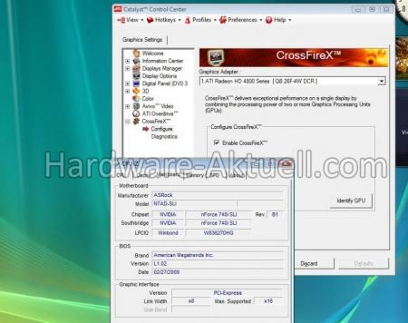 ASRock Enables CrossFire For nForce 740i SLI