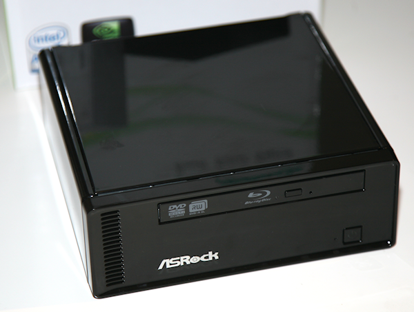 ASRock ION 330-BD Nettop - Affordable, Overclockable and 1080p HD