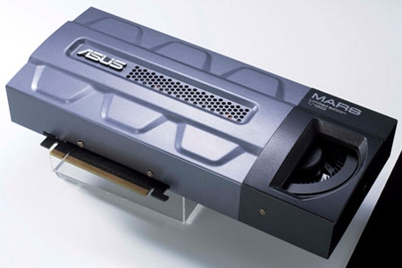 ASUS Doubles Up On GTX 285