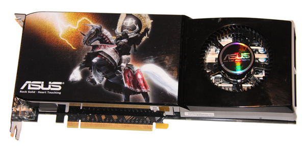 ASUS GTX 285 1GB Graphics Card