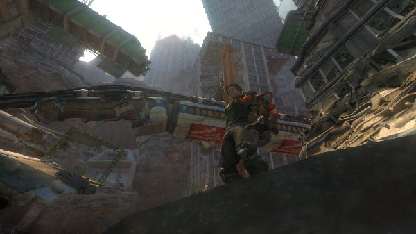 Bionic Commando PS3 Review