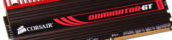 Corsair Dominator GT PC3-16000 6GB Kit