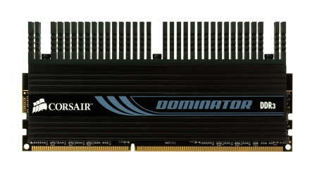 Corsair Extends Cooling Fins On Dominator/GT Memory