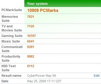 CyberPower Black Mamba Venom Core i7 975EE Gaming System