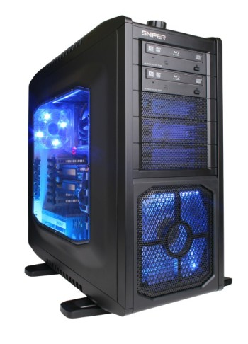 CyberPower Black Mamba Venom Core i7 975EE Gaming System