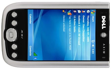 Dell Confirms MID Or Smartphone In Development