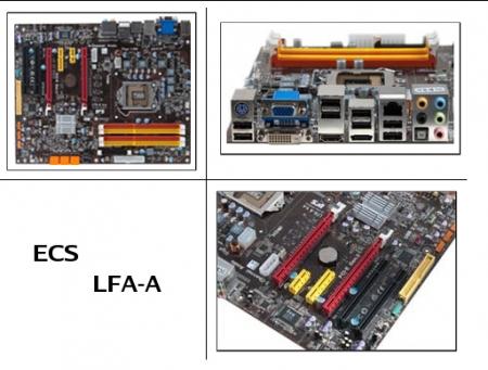 ECS LFH-A on display at CeBIT