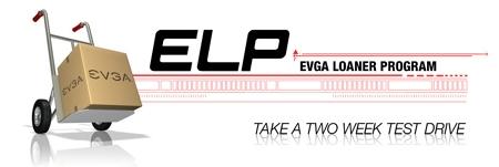 EVGA Announces Loaner Program