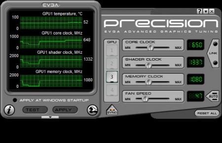 EVGA Precision 1.5.0