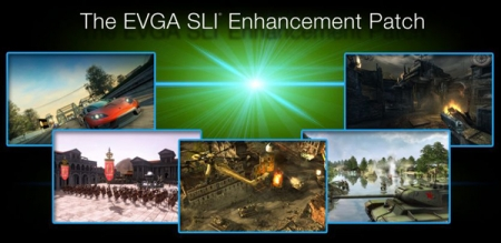 EVGA Updates SLI Enhancement Patch