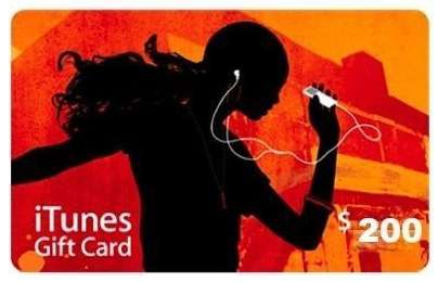 Fake iTunes Gift Cards Really Work