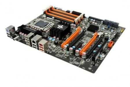 Foxconn Announces Renaissance II X58 Motherboard