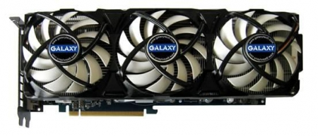 Galaxy Preps GTX285 With 2GB Memory