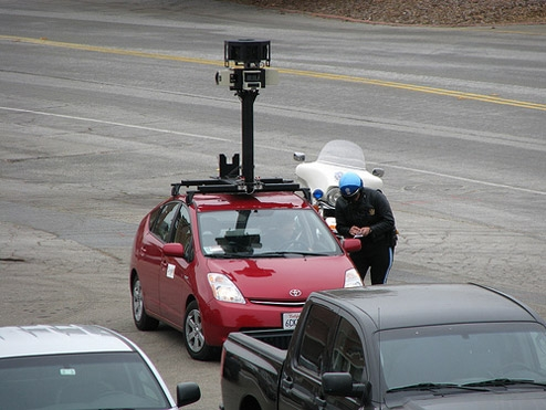Google To Reshoot All Japanese Street View Photos