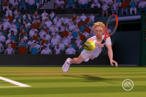 Grand Slam Tennis Wii Review