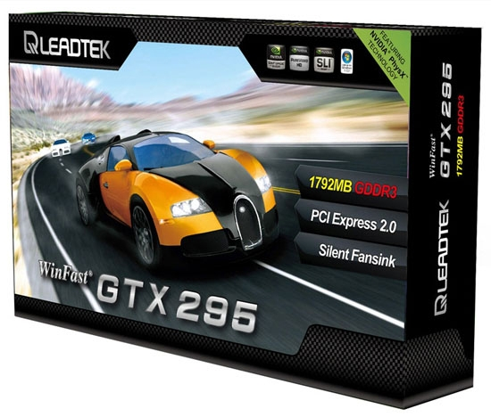 Leadtek Details Their Single-PCB GTX 295