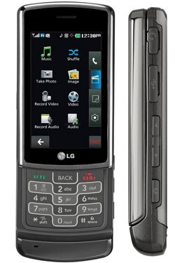 LG Spyder gets recalled