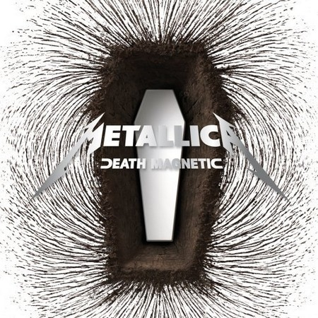 Metallica Death Magnet Cover Art