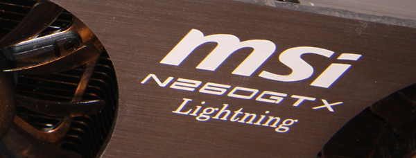MSI GTX 260 Lightning Graphics Card