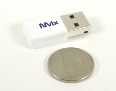 Mvix Nubbin MS-811N Wireless N USB Adapter