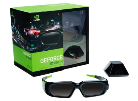 NVIDIA Announces 3D Vision-The World's First High-Definition 3D Stereo Solution For The Home