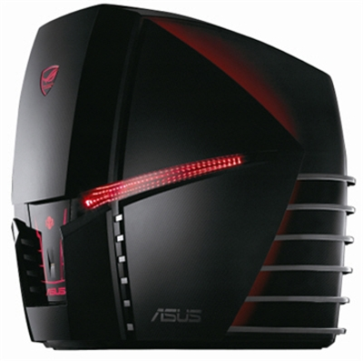 Core i7 fuels ASUS ROG CG6190 desktop system