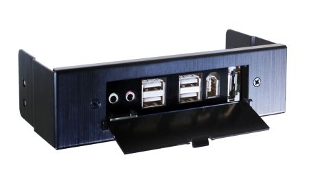 Lian Li BZ-U02 Multimedia I/O port Bezel