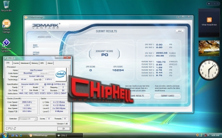 Intel Bloomfield 2.66 GHz steps up to challenge
